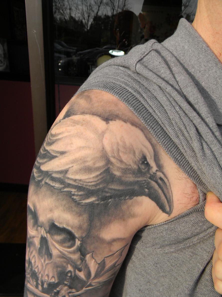 tattoo artist rohnert park