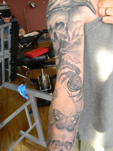 realistic tattoo santa rosa