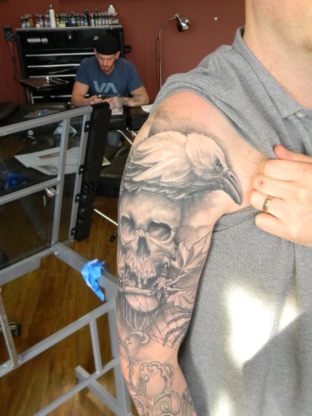 santa rosa tattoo shop