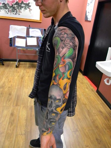 tattoo rohnert park