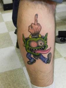tattoo artist santa rosa