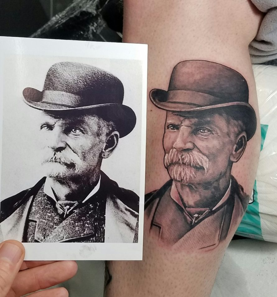 Fortuna tattoo artist