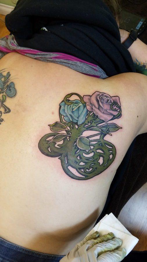 Fortuna tattoos